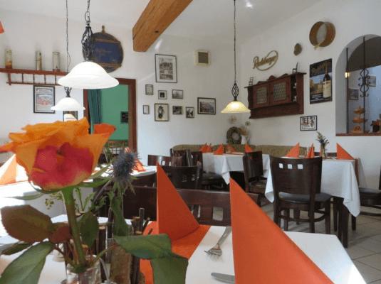 Beispiel: Innenraum, Foto: Landhaus Rhodaer Grund.