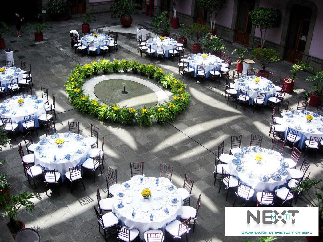 Su boda con nextmotiv_montaje y decoración _boda de día