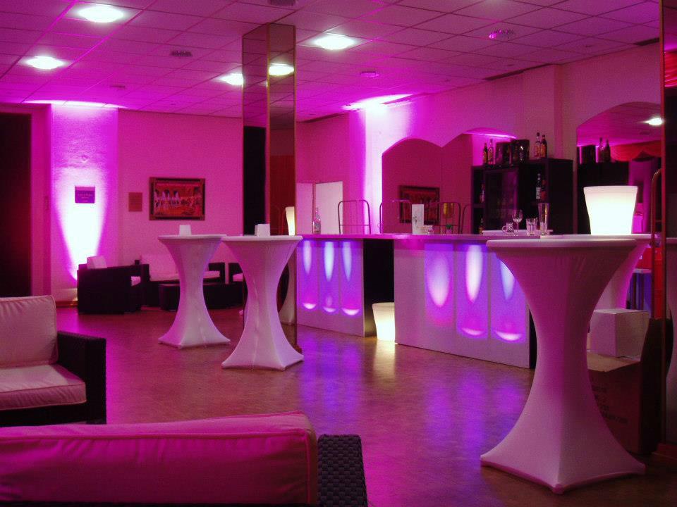 Beispiel: Lounge Ambiente, Foto: Schlosshotel Molkenkur.