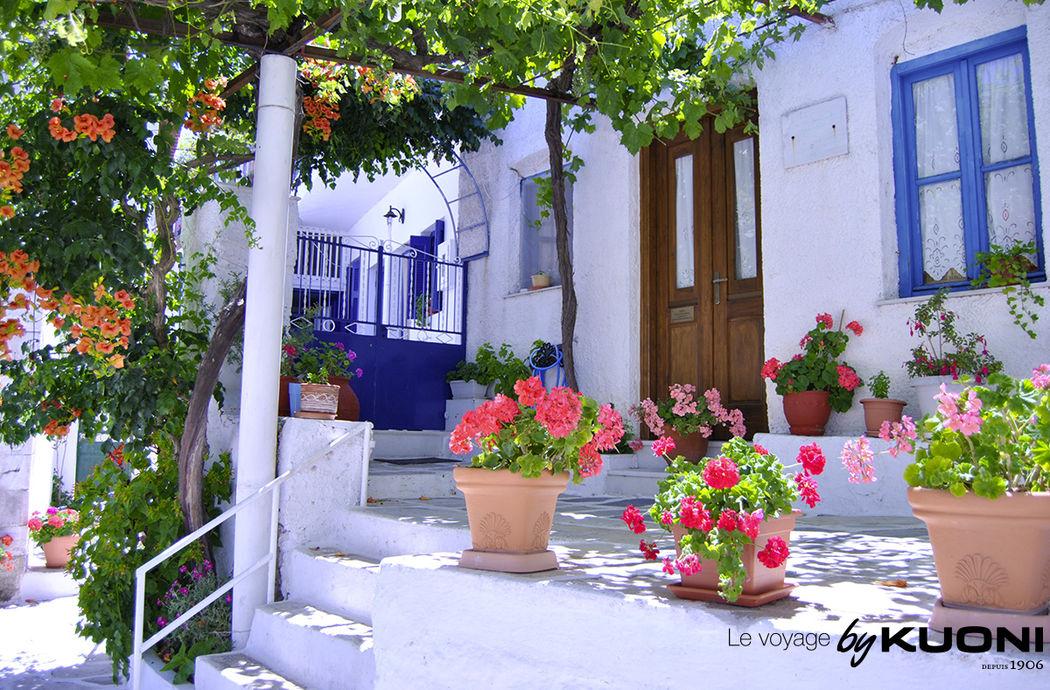Koronos, Grèce
