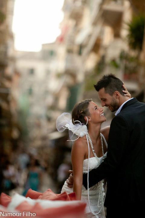 Namour Filho - Casamento na Grécia