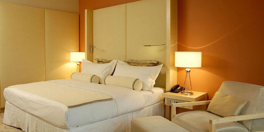 Beispiel: Hotelzimmer, Foto: Grand Hotel Esplanade Berlin.