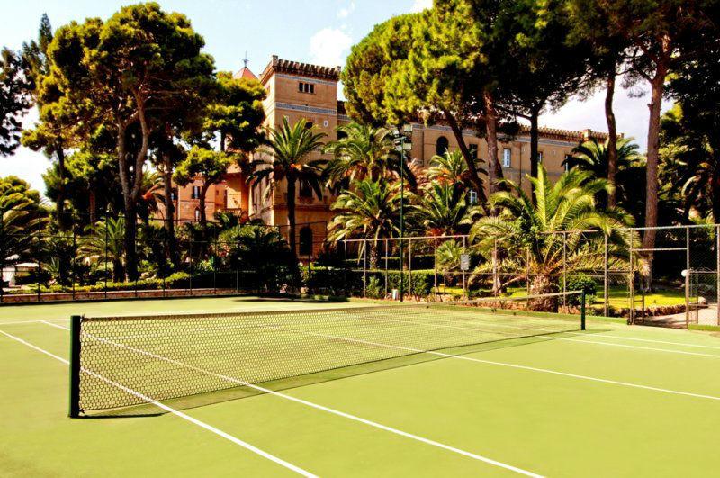 Campo da tennis - Grand Hotel Villa Igiea