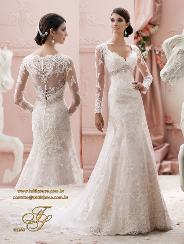 Tutti Sposa - Vestido de  Noiva - Modelo 115240