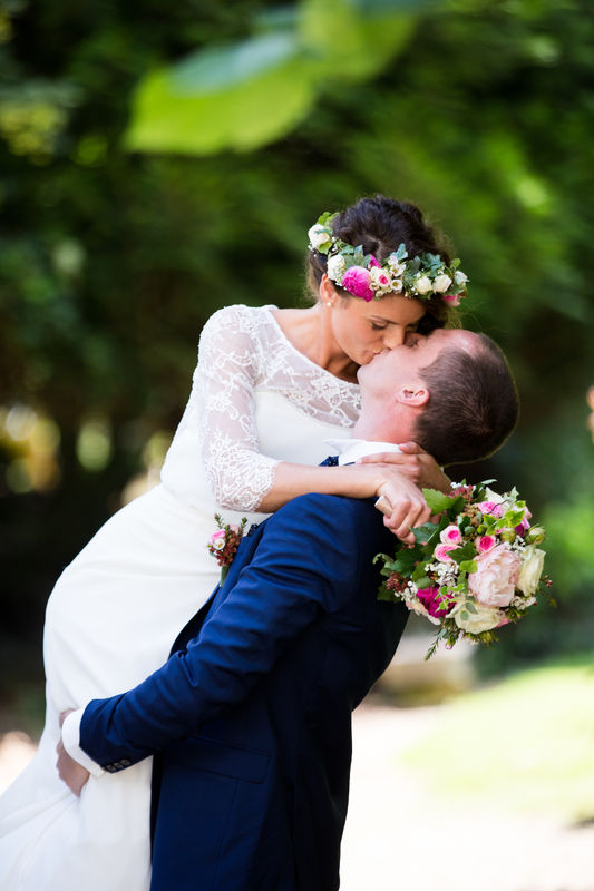 Mariage au Clos Barisseuse - Oise