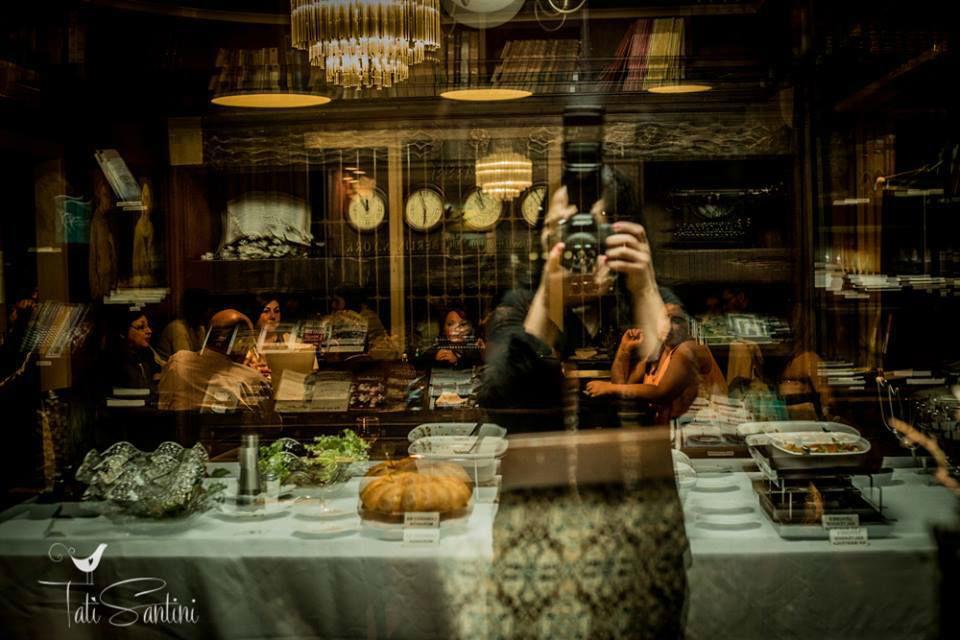 Villa D'Assisi Espaço Cultural e Restaurante. Foto: Tati Santini