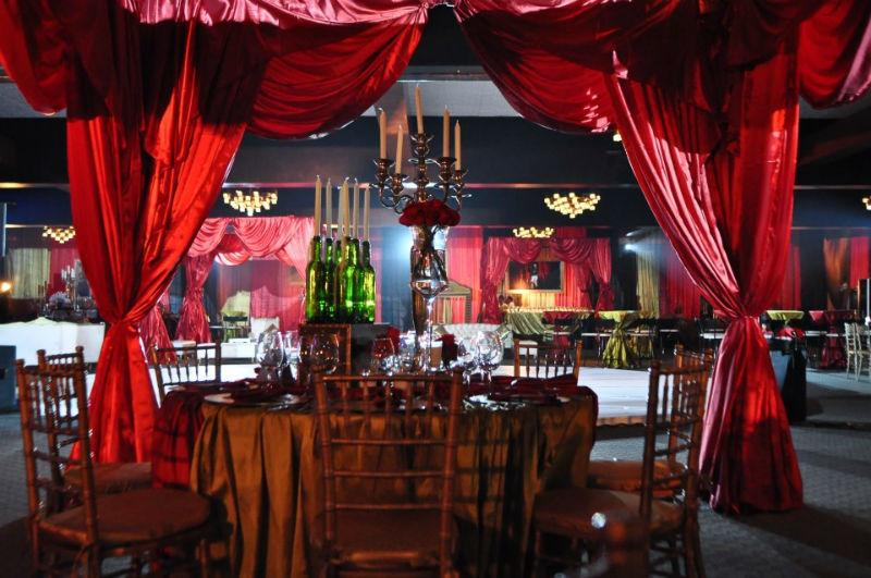Diseño, ambientación, coordinación y transformación de espacios para bodas - Foto Evenement