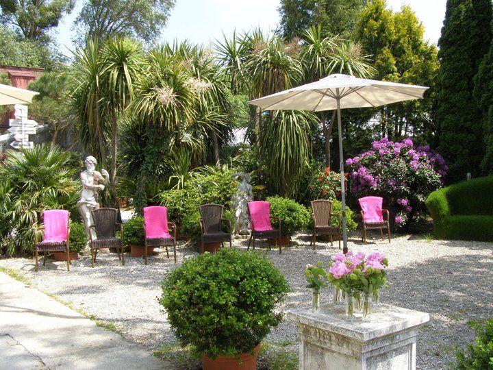 Beispiel: Wunderschöner Garten, Foto: Botanikum.