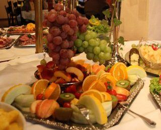 Beispiel: Gastronomie, Foto: AKZENT Hotel Am Goldenden Strauss.