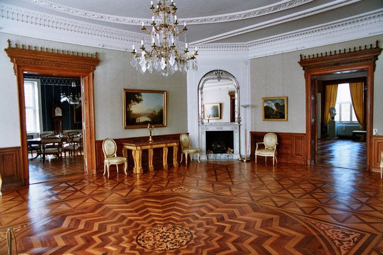 Beispiel: Festsaal, Foto: Schloss Ahrensburg.