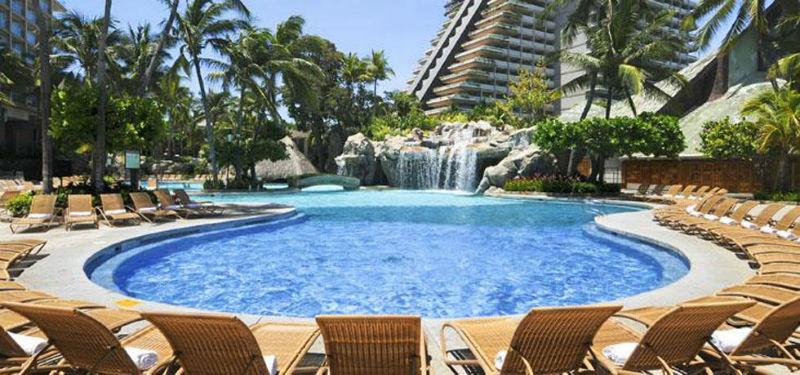 Boda en Hotel Fairmont Princess Acapulco