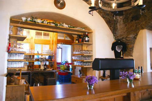 Beispiel: Bar, Foto: Burg Kaprun.