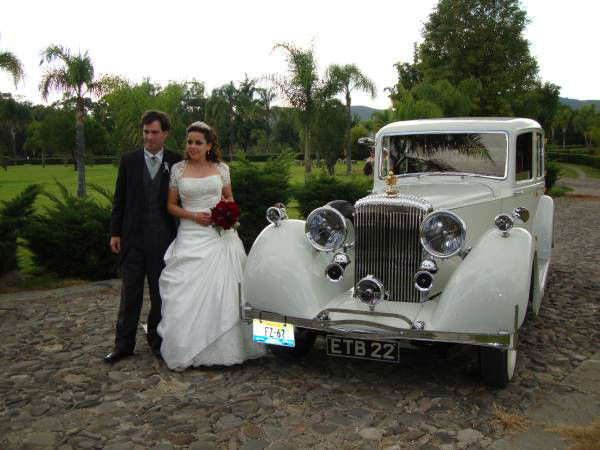 Autos antiguos para bodas en Guadalajara