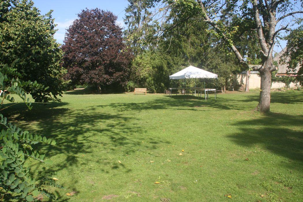 Grand jardin des Caprices de Barbey