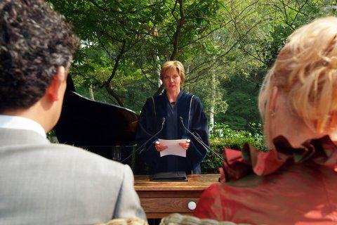 Pauline Krom ceremoniespreker