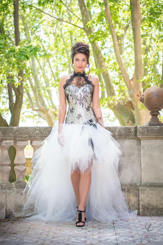 robe DESIR - collection  Mariées de Provence 2017