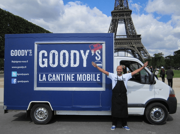 GOODY's, la cantine mobile.