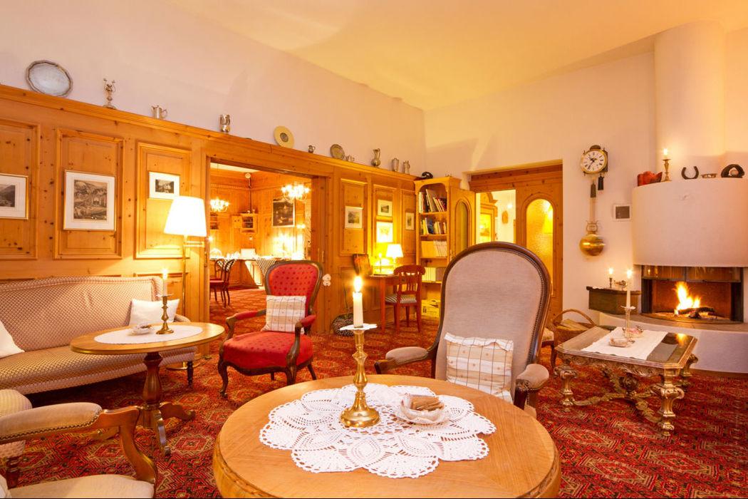Beispiel: Foyer, Foto: Hotel Villa Post.