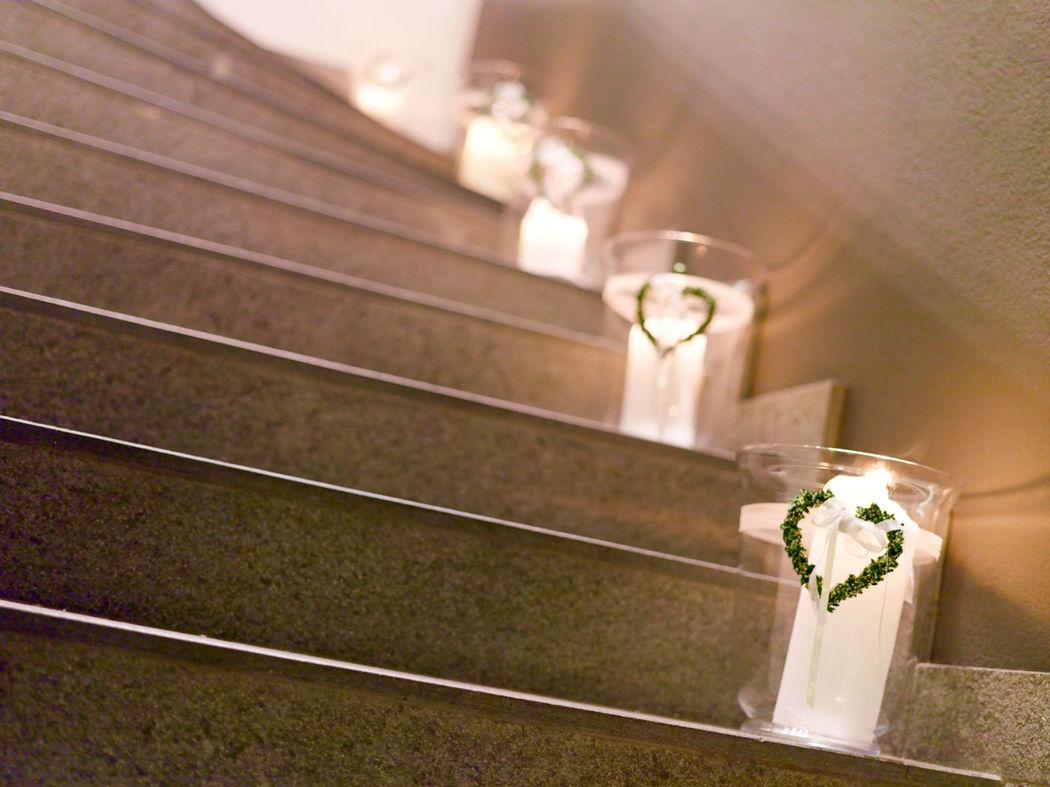 Beispiel: Dekoration, Foto: Hotel Basel.