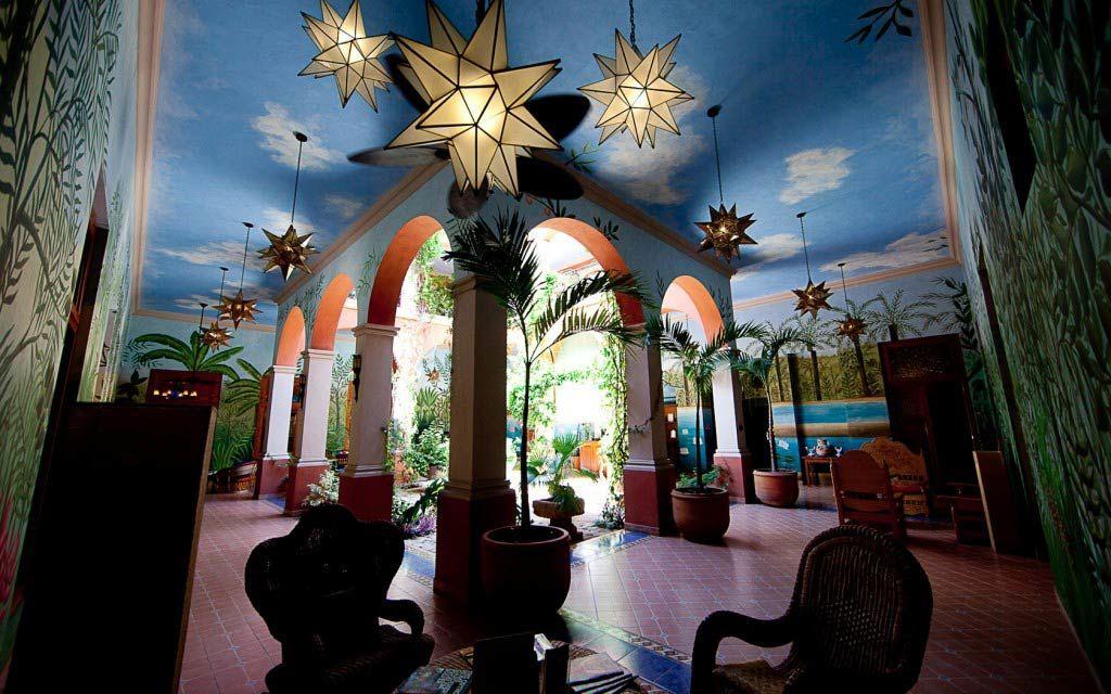 Hotel Casa San Ángel