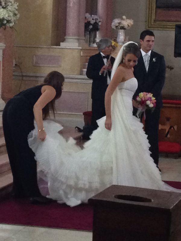 *WEDDING DAY* Supervisión y Coordinación el día de la boda