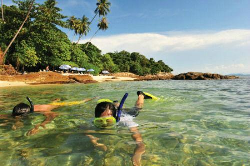 Tioman Islands, Malasia