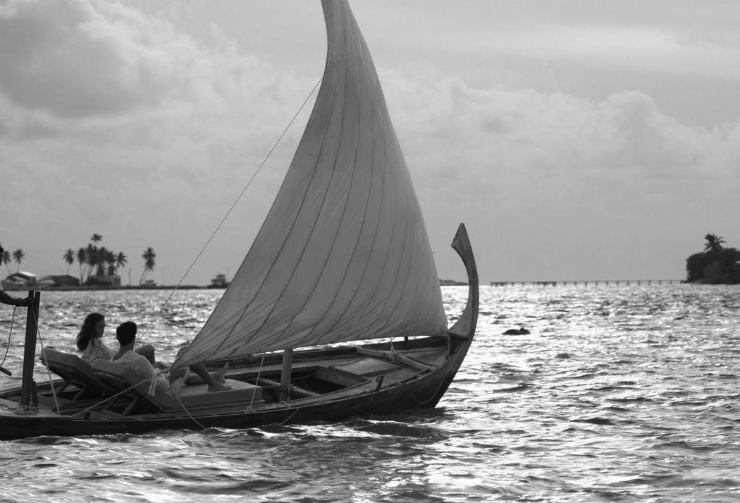 SUNSET DHONI CRUISE - MALDIVAS