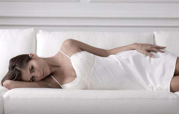 Beispiel: Lingerie, Foto: Hochzeitwelt.