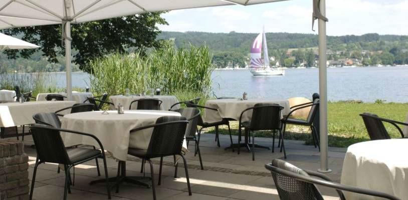 Beispiel: Terrasse, Foto: See & Park Hotel Feldbach.