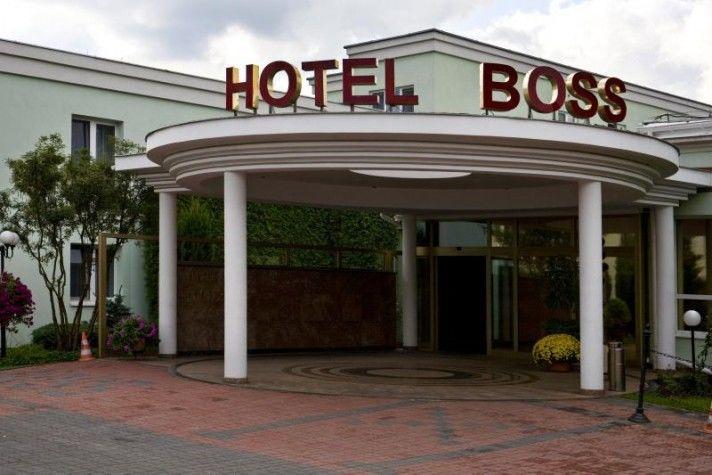Wesele w Hotelu BOSS