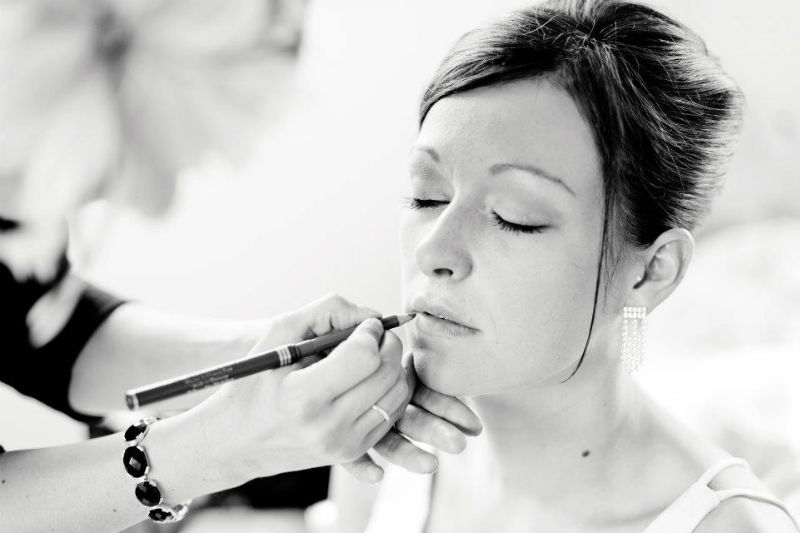 Beispiel: Fotos von den Vorbereitungen, Foto: Almut Buchwitz Fotografie.