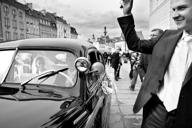 Wojciech Bindman fotografia ślubna