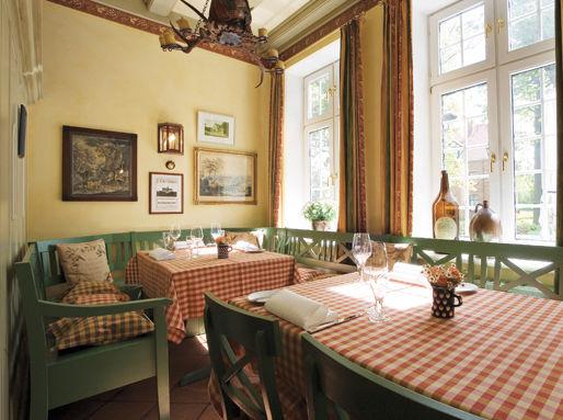 Beispiel: Restaurant, Foto: Ole Liese.