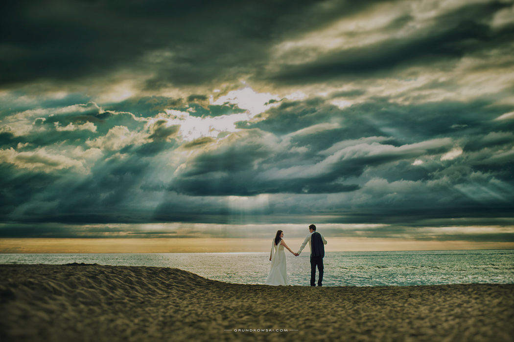 Zdjęcia ślubne w Darłowie
