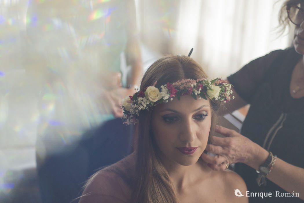 Fotografía de Boda - Preparativos novia
