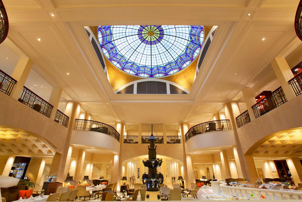 Beispiel: Lobby, Foto: Hotel Adlon Kempinski.