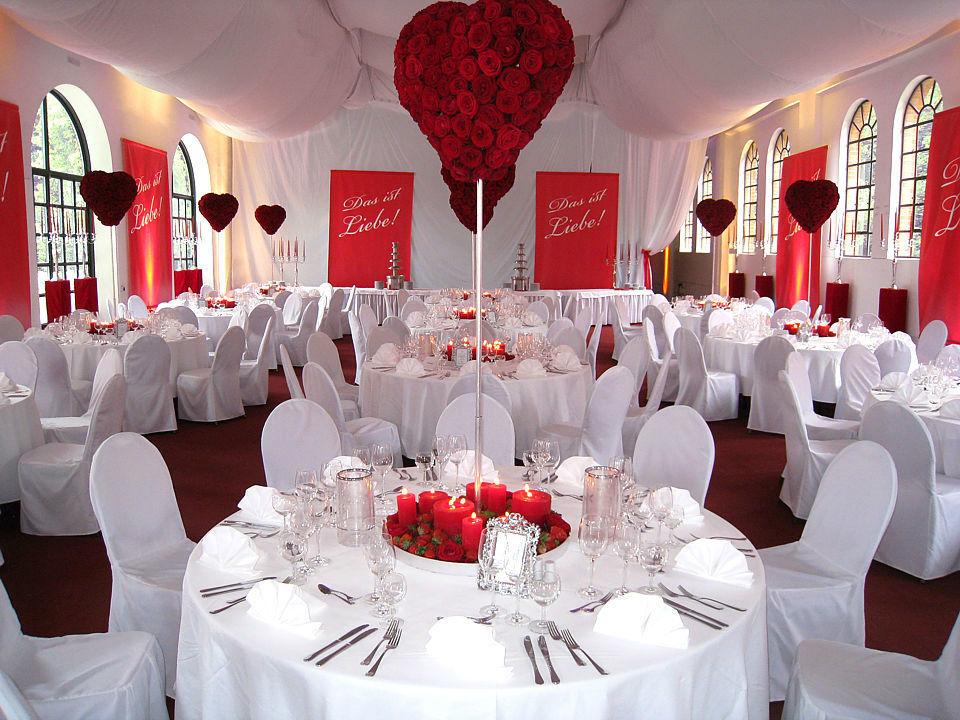 Beispiel: Hochzeitscatering, Foto: Stiftl Catering und Events.