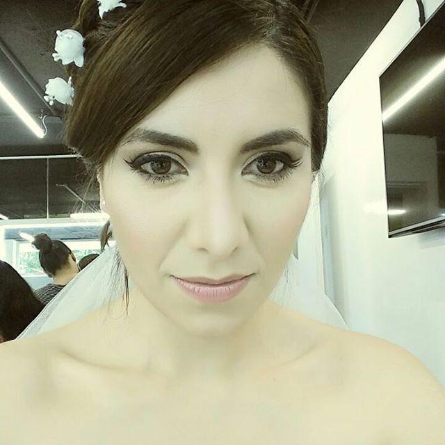Alekssandra Gómez|Novia Romántica