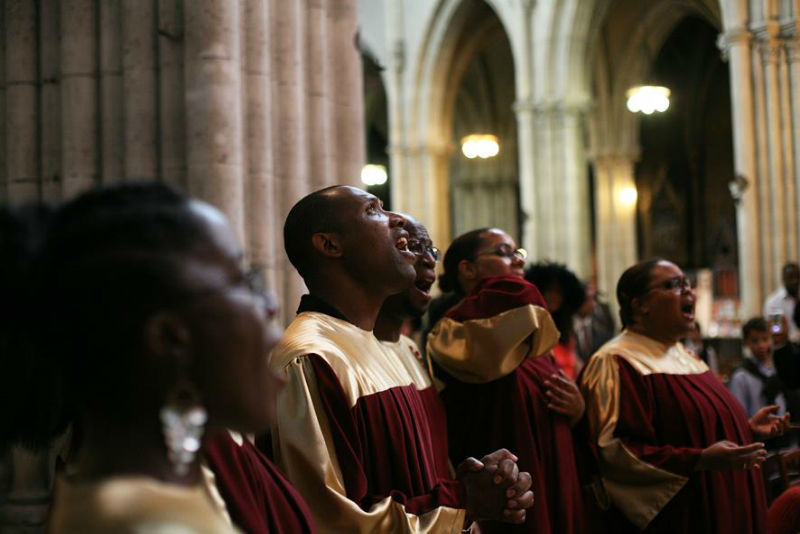 Chorale Les Gospel Church