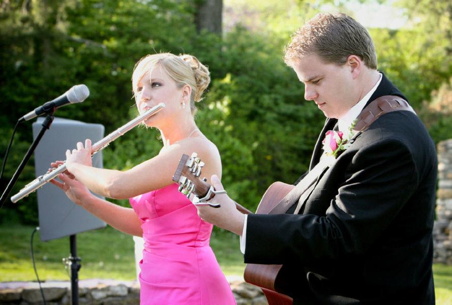 Musikalische Unterhaltung, Foto: Ihre Hochzeitsplanerin