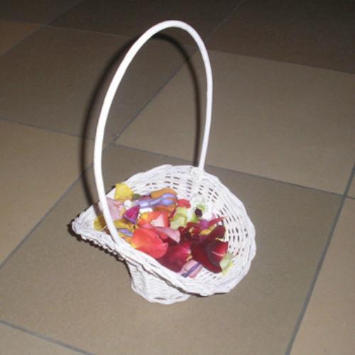 Beispiel: Blütenblätter, Foto: Blumen Beilner.