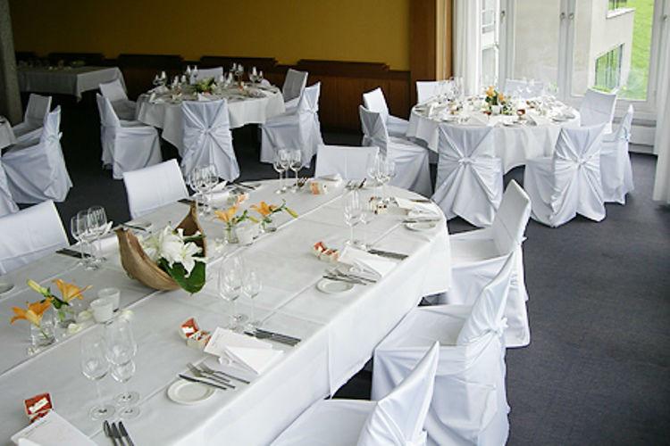 Beispiel: Bankett, Foto: Hotel Heiden.