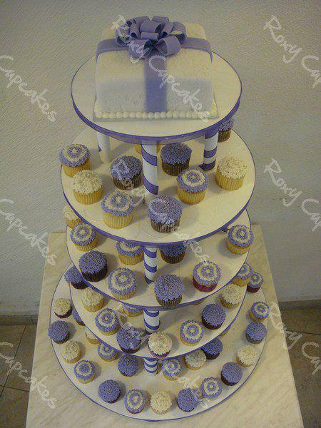 Roxy Cupcakes, empresa dedicada a la elaboración de pasteles, ubicada en el DF