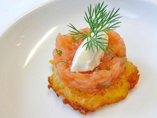 Beispiel: Exquisite Menüs für Ihr Hochzeitsessen, Foto: Stapel - Feines Catering.