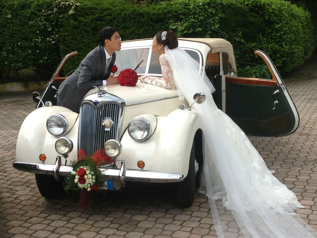 Riley RME cabrio