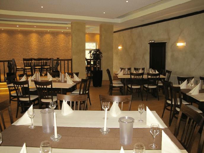Beispiel: Festsaal, Foto: Brauhaus zum Rammelsberg.