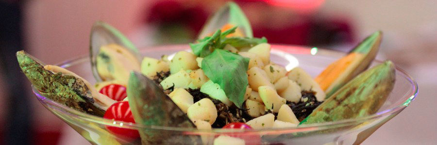 Beispiel: Obstbecher, Foto: Palais´S Gastro.