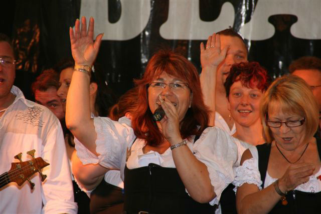 Beispiel: die Partyband aus Bayern, Foto: Black Birds.