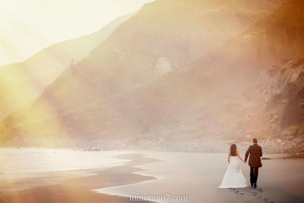 Tomecano7 Fotógrafos posboda en la playa  boda en la playa Tenerife