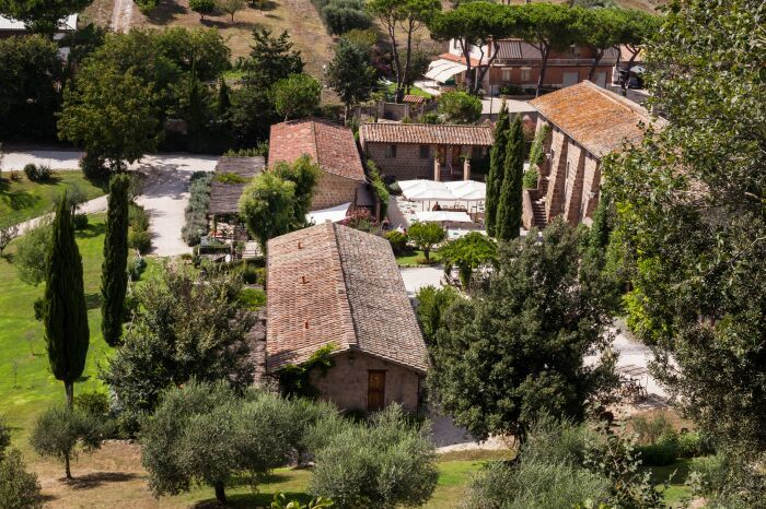 Borgo di Tragliata